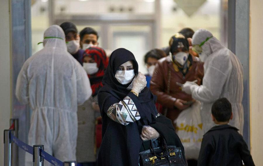آمار جدید کرونا در ایران ، افزایش دوباره قربانیان و مبتلایان ، 28 استان در شرایط قرمز و هشدار